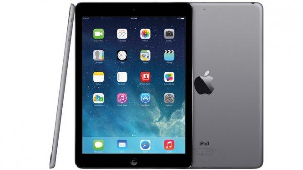 Apple iPad Air 16GB Wifi ab 334 Euro inkl. 105 Euro in Superpunkten im Adventskalender bei Rakuten - Farbe Spacegrau / mit Newsletter-GS: 339,00 - Qipu möglich