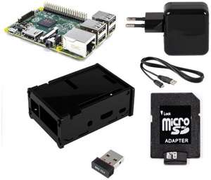 [Computeruniverse] Raspberry Pi 2 Model B - Starter Kit - 50,80€