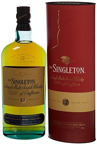 [Amazon] The Singleton of Dufftown 12 Jahre Single Malt Scotch Whisky (1 x 0.7 l)