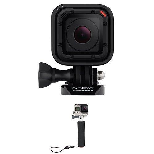 GoPro HERO 4 Session + GoPro The Handler für 183,39€ bei Amazon.fr