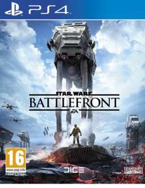 Battlefront ps4 im PSN store für 46,89€ (US Store für 36€)
