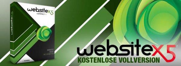 WebSite X5 Compact 11 GRATIS bei FOTOHITS.de
