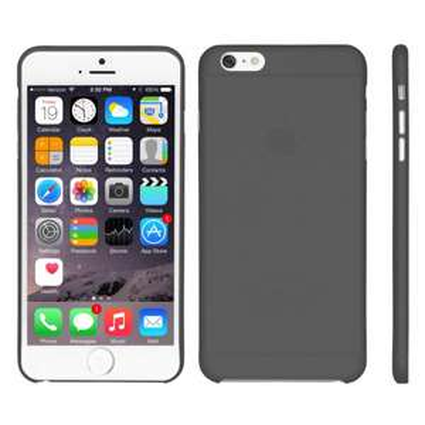 [Amazon/ncl shop] iPhone 6S 6 Hülle UltraSlim Case 0,3mm Transparent + Schutzfolie