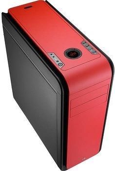 [ZackZack] Aerocool DS 200 Red Edition PC-Gehäuse für 74,85 €