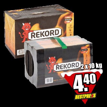 [B1 Baumarkt] Kohle-/ Kaminbriketts 0,22€/kg - mit TPG: ab 0,19€/kg