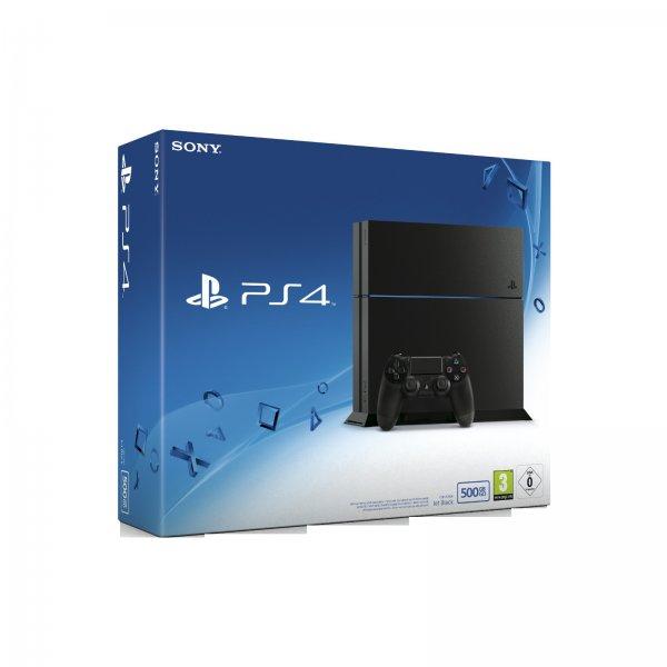 Ebay Wow PlayStation 4 Konsole 500GB Schwarz Neu CUH-1216A VKF 299EUR
