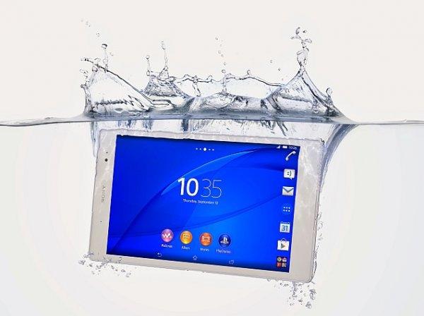 Sony Xperia Z3 Tablet Compact LTE schwarz