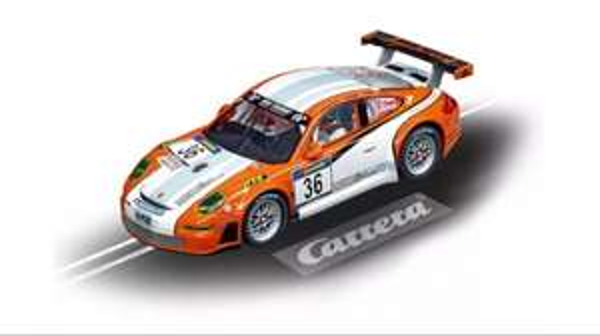 Carrera 30714 - Digital 132 Porsche GT3 RSR Hybrid No.36 VLN 2011 Ebay