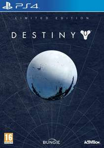 Amazon(UK) Destiny Limited Edition (PS4)