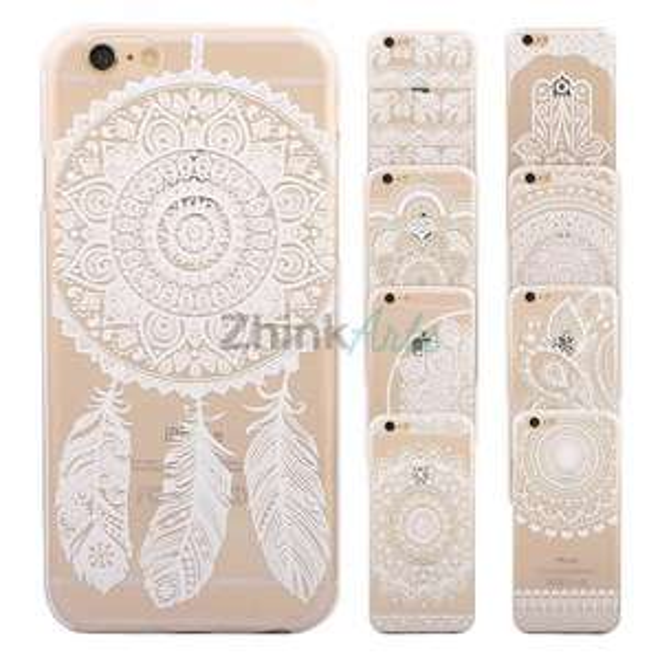 [EBAY] Mandala / Henna Case, viele Motive, deutscher Händler, Iphone 4,5,6,6+ / Samsung S4,S5,S6, S6 Edge +