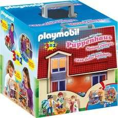 Alternate: PLAYMOBIL 5167 - Neues Mitnehm-Puppenhaus 27,94€