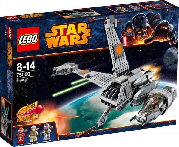"""LEGO Star Wars 75050 - B-Wing  - bei windeln.de für 34,98€ mit Gutschein """"babylachen"""""""