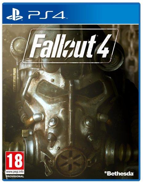 [Amazon.co.uk] Fallout 4 (PS4/XboxOne) für 44,70 €