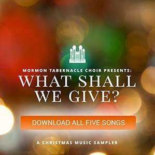 5 kostenlose Weihnachtslieder (Mormon Tabernacle Choir)