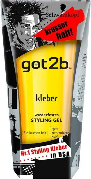 Amazon 6x got2b Gel Kleber 15,59€