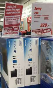 [Media Markt Berlin-Biesdorf] Playstation 4 / PS4 500 GB + 2. Controller