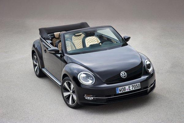 VW Beetle Cabriolet für 117,81 € pro Monat / 24 Monate 0,- Anzahlung