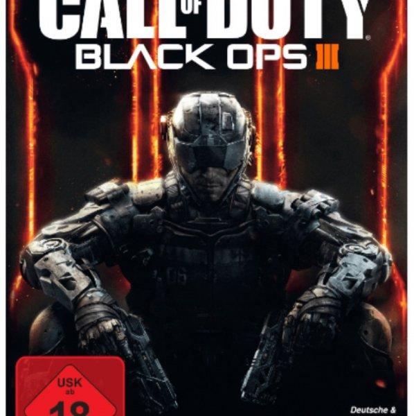 Call of Duty - Black Ops 3 PC (Box-DVD)