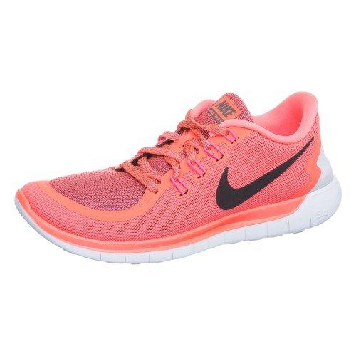 Nike Free 5.0 Damen - hot lava/black/tumbled grey 59,90@ Tennispoint (ohne VSK)