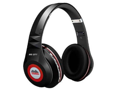 SOUNDS Big City, Premium Bluetooth Kopfhörer Headset (All-In-One), Stereo, Schwarz für 27,95 € @ Allyouneed