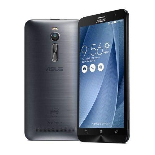 [Ebay] Asus Zenfone 2 64GB ZE551ML LTE + Dual-SIM (5,5'' FHD IPS, 2,3 GHz Intel Atom Z3580 Quadcore, 4 GB RAM, 3000 mAh mit Quickcharge, kein Hybrid-Slot, Android 5.0 -> Android 6) für 299,00€