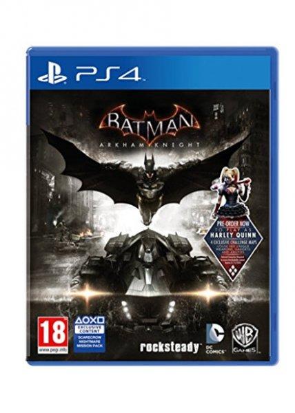 [base.com] Batman: Arkham Knight (mit Harley Quinn DLC) (PS4)