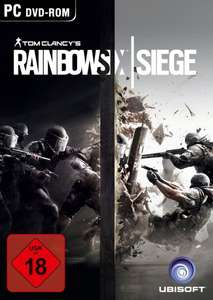 [gamekeys.biz] USK 18 Tom Clancy's Rainbow Six Siege für PC ?27,99€?