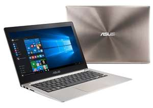 "Asus UX303LB - 13,3"" Full-HD, Intel Core i5-5200U, 6GB Ram, 500GB HDD, GeForce GT940M, Windows 10, WLAN 802.11 ac, HDMI, Mini Display Port, 3x USB 3.0 für 681,20€ bei Amazon.fr"