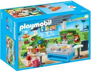 playmobil - 6672 - Shop mit Imbiss - amazon.de [Prime 10,89 Euro] - 13,89 Euro