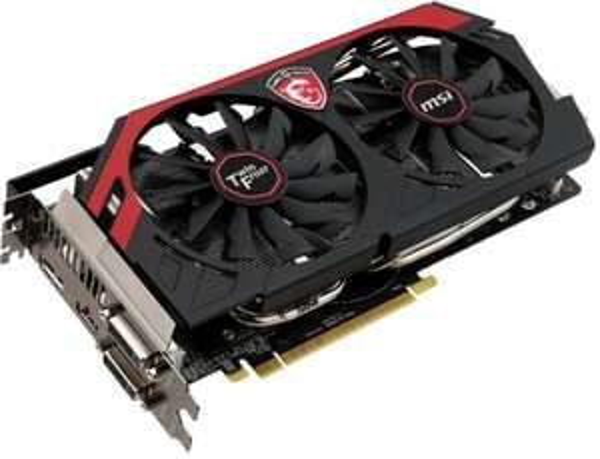 MSI R9 285 GAMING 2G LE, Radeon R9 285, 2GB GDDR5, 2x DVI, HDMI, DisplayPort für 172,89€ bei Cyberport