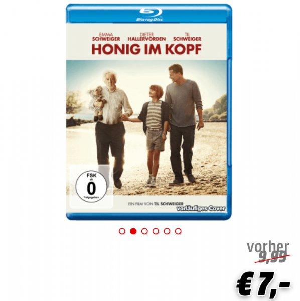 [Media Markt] Honig im Kopf (Blu-Ray) für 7€ / Abholung im Markt