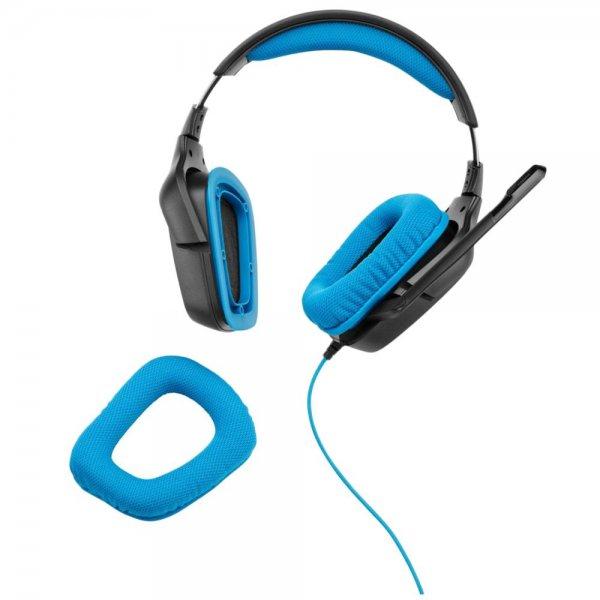 [Wieder da] Logitech G430 Gaming Headset (PC & PS4) für 34,49€ @ Saturn bzw. 39,90 EUR @ Redcoon.de
