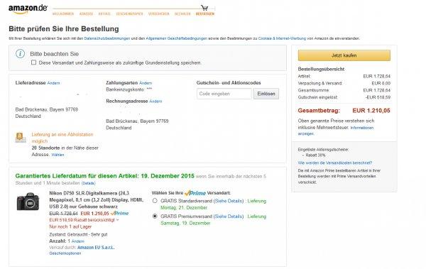 [Amazon WHD] Statt 15% häufig 30% Rabatt!? Teilweise geniale Preise...!