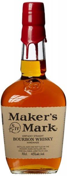 [Amazon Marketplace] Maker's Mark Kentucky Straight Bourbon Whisky (1 x 0.7 l) 20,22€ inkl. Versand