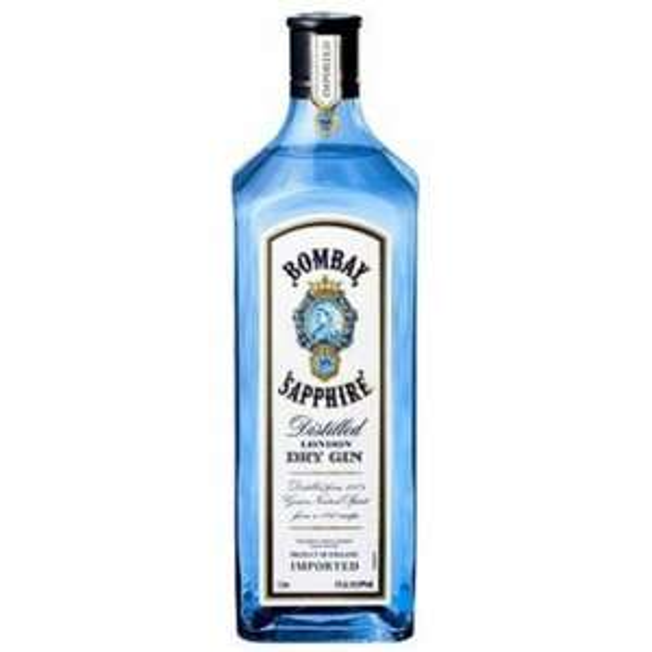 Bombay Sapphire Gin 1L bei Amazon im Angebot