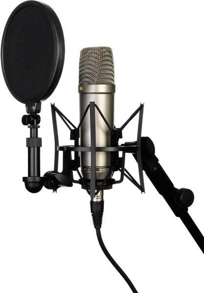 Rode NT-1A Großmembran-Kondensatormikrofon ab 119,07 € @ Amazon Warehousedeals (Idealo: 186,00 €)