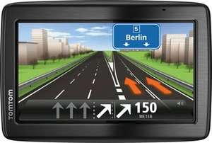 TomTom Via 135 M Europe Traffic Navigationssystem (Zustand Sehr gut) inkl. FREE Lifetime Maps, 13 cm (5 Zoll) Display, 45 Länder, TMC, Fahrspur- und Parkassistent, Freisprechen per Bluetooth, IQ Routes, Map Share (idealo ab > 130 €) @ amazon whd
