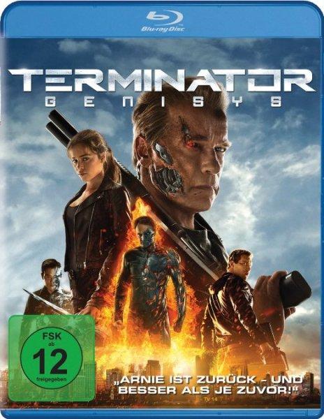 Müller: Terminator Genisys (DVD/Blu-ray)