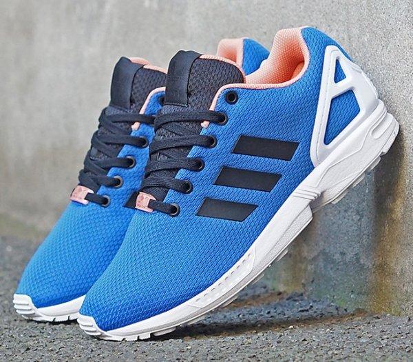 [Allyouneed] Adidas ZX Flux - blau/weiss für 34,85 € (versch. Größen und weitere Modelle)