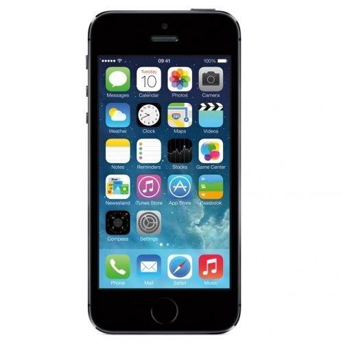[eBay] iPhone 5s 16 GB spacegrau refurbished 314,90€
