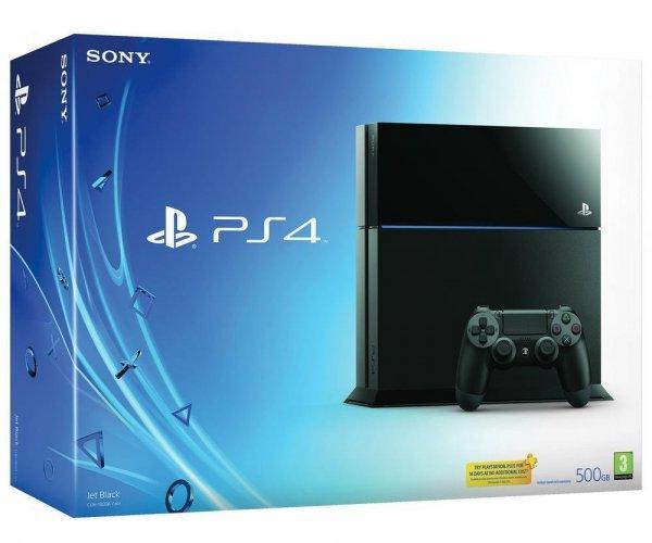 Rakuten - Playstation 4 500GB - CUH-1216A - 298€ incl.15x Superpunkte (41,76€)