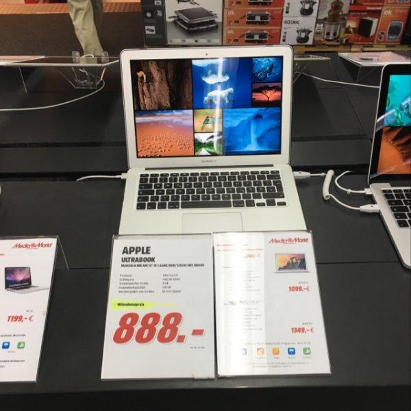 "Apple MB Air 13"" (MJVE2D) - Media Markt Neuwied / Bundesweit?"