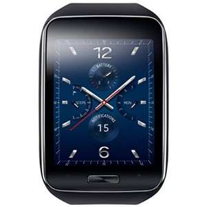 Samsung Gear S schwarz Warehouse-Deal