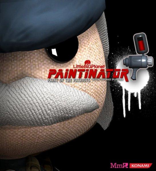 "[PSN PS3 PS4 PS Vita] LittleBigPlanet 3 Level-Satz ""Metal Gear Solid"" kostenlos statt 5,99€"