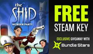 [Steam]  The Ship Murder Party Steamkey (enthält Sammelkarten) kostenlos @bundlestars