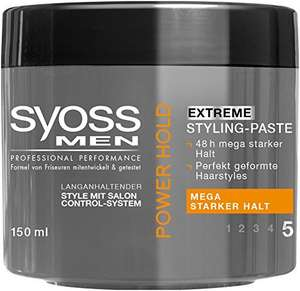 Syoss MEN Power Paste, 6er Pack (6 x 150 ml) 22,19€