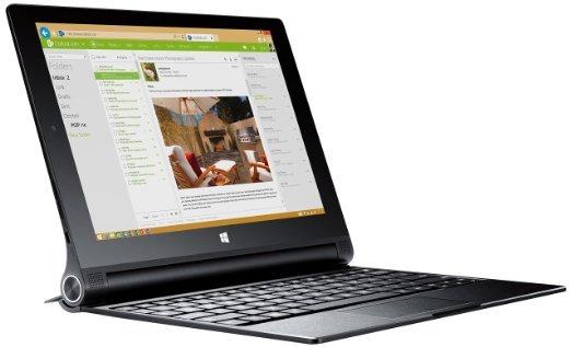 [Amazon WHD] Lenovo Yoga 2-10 Win 8.1 (bzw. 10) 2GB RAM, 32GB Speicher, Intel Atom Z3745, ohne 4G/LTE
