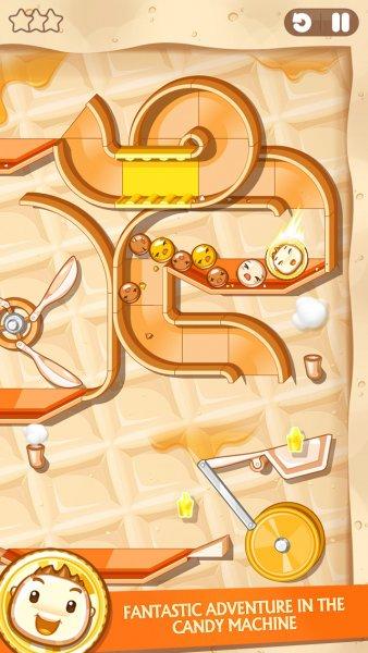 Spiel Rolling Coins (Apple iPhone) kostenlos