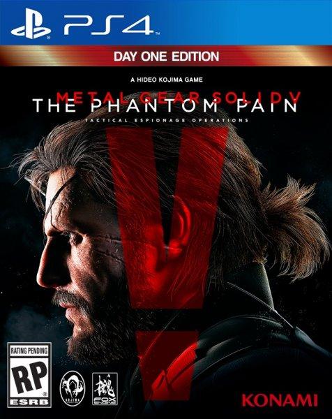 Metal Gear Solid 5: The Phantom Pain PS4 UK 37,60€