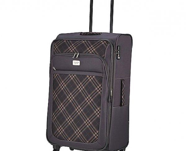 Travelite Rombo 4-Rollen-Trolley 78 cm -37%